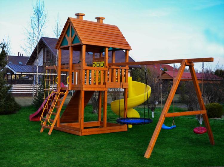 Детская площадка Форт орешек 2